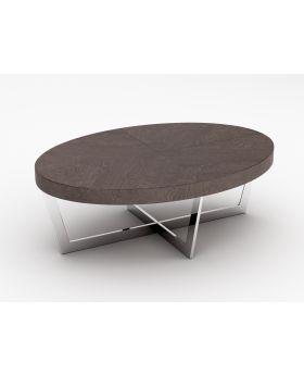 Value Mark Napoli Circular Coffee Table