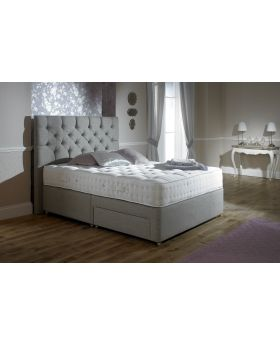 Relyon Natural Ortho Pocket Firm Divan Bed Set