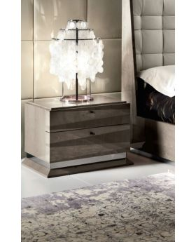 ALF Monaco 2 Drawer Night Stand