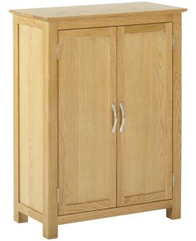 Classic Furniture Nordic 2 Door Cupboard