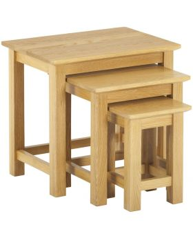 Classic Furniture Nordic Nest of Tables