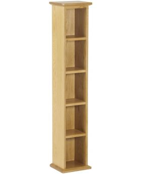 Classic Furniture Nordic Single DVD Tower