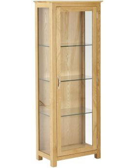 Classic Furniture Nordic Glass Display Cabinet