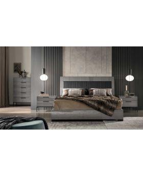 Novecento Bedroom King Size Bed