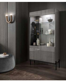 Novecento Dining Curio Cabinet
