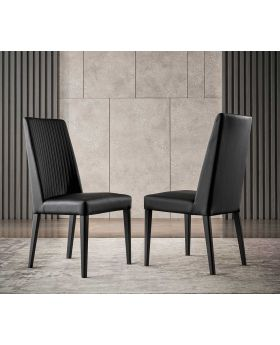 Novecento Dining Pair of Chairs by ALF