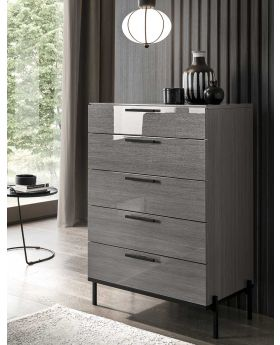 Novecento Bedroom Chest of Drawers