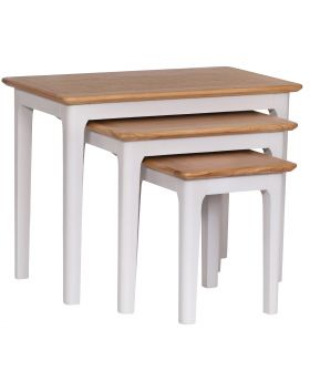 Kettle NTP Dining Nest Of 3 Tables