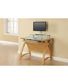Jual PC201 Oak  900 Computer Desk