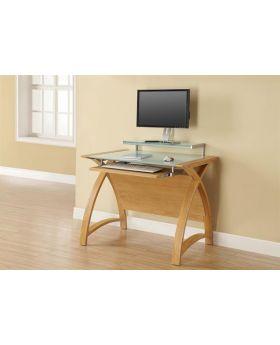 Jual PC201 Oak  900 Computer Desk