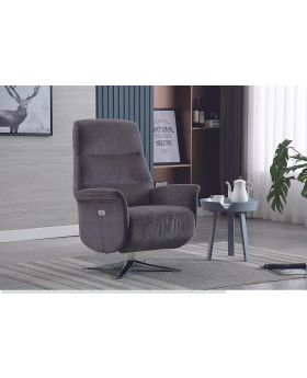 GFA Canada Swivel Power Recliner Chair