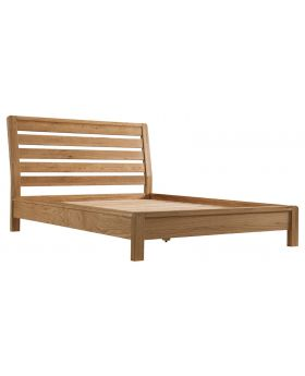 Classic Furniture Oslo Oak 4'6 Bed