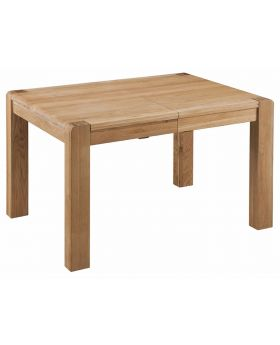 Classic Furniture Norway Oak Small Extending Dining Table