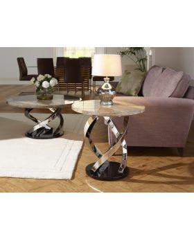 Serene Pandora Lamp Table