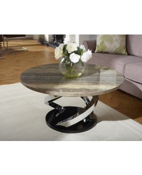 Serene Pandora Replica Marble Coffee Table