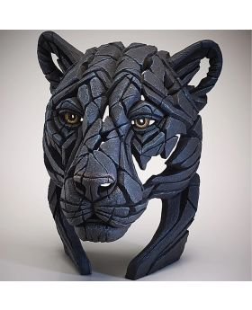 Edge Sculpture Black Panther Bust