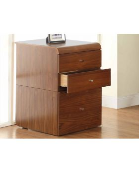 Jual PC605 3 Drawer Desk High Ped