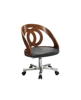 Jual PC606 Walnut Office Chair