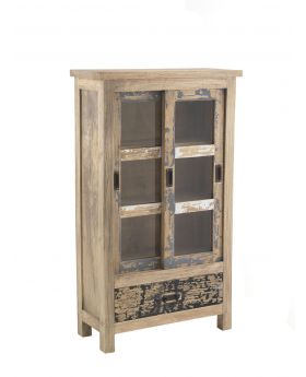 Dark Wood Display Cabinets - Display Cabinets - Dining Storage ...