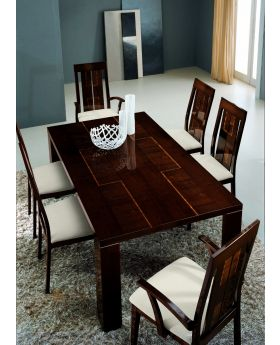 ALF Pisa Extending Dining Table 205/295
