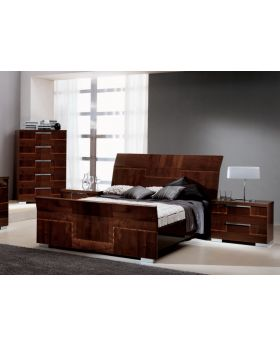 ALF Pisa Bedroom 6ft Superking Bedframe
