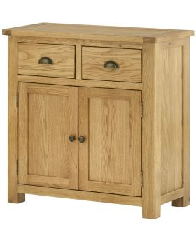 Classic Furniture Portland 2 Door Sideboard-oak