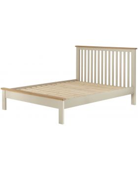 Classic Furniture Portland 4'6 Bed-cream