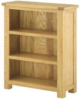 Classic Furniture Portland Small Bookcase-oak