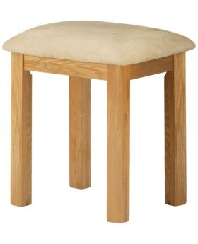 Classic Furniture Portland Stool-oak