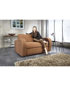 JayBe Sofabed Retro Chair with Deep Sprung Mattress