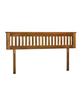 Devonshire Rustic Oak 6' Headboard