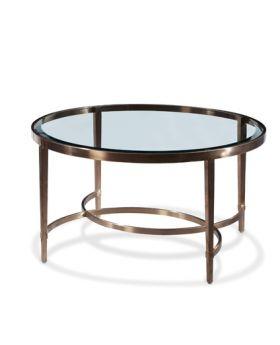 Value Mark Ritz Circular Coffee Table