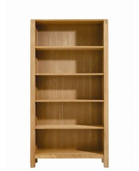 Unique Royal Oak Living & Dining Bookcase