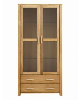 Unique Royal Oak Living & Dining China Display Unit