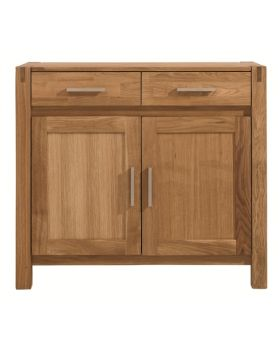 Unique Royal Oak 2 Door Sideboard