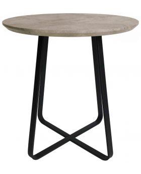 Classic Tetro Round Wine Table