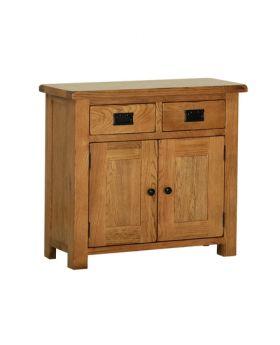 Devonshire Rustic Oak Small Sideboard