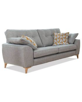 Savannah 3 Seater Sofa in XE Fabric