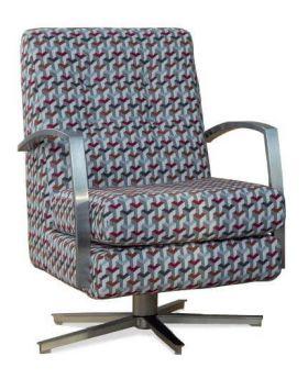 Savannah Swivel Chair Oslo in XE Fabric