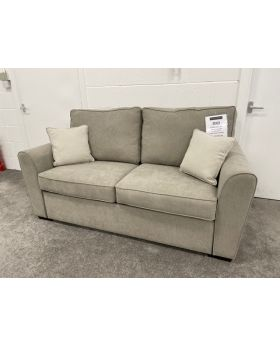 MiBed Zeus 2 Fold Sofabed with Sprung Mattress