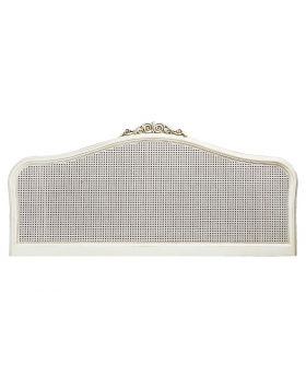 Willis and Gambier Ivory Bedroom 135Cm Headboard