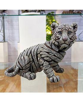 Edge Sculpture Siberian Tiger Cub
