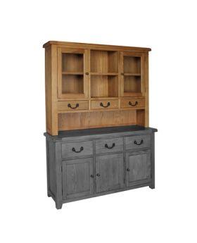 Devonshire Somerset Oak Dresser Top