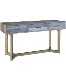 Classic Furniture Heirloom Reclaimed Large Console Table