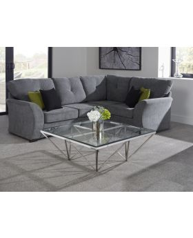 Serene Star Square Coffee Table