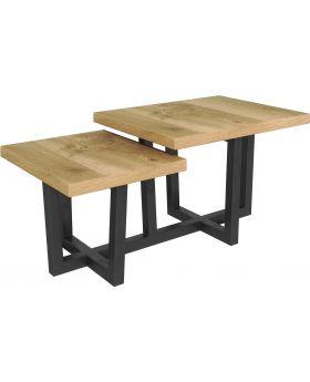 Classic Furniture Fusion Step Coffee Table