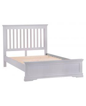 Kettle SW Bedroom Grey Single Bed Frame