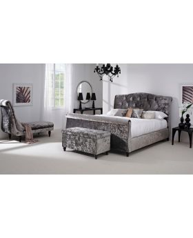 Furmanac Hestia Symphony Fabric Bed Frame