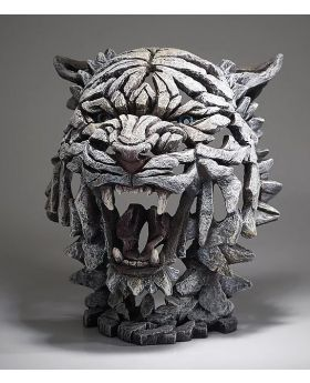 Edge Sculpture Tiger Bust Siberian