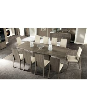 ALF Tivoli Large Extending Dining Table 196/250